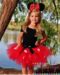 Minnie Mouse Halloween Costume Toddler Minnie Mouse Costume