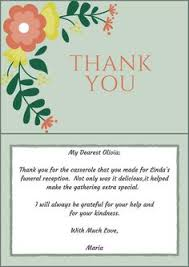 thank you for funeral flowers 33 best funeral thank you cards funeral pastor and note