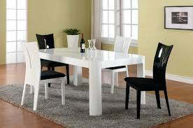 black lacquer dining room chairs black lacquer dining table learnerp co