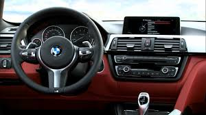 2015 bmw 4 series gran coupé interior bmw m435i