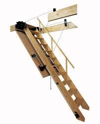bessler folding attic stairs model 100