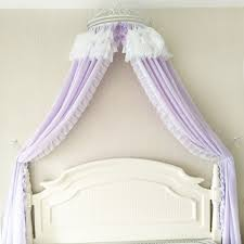 Sheer Bed Canopy Bed Curtain