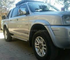 mitsubishi l200 mitsubishi l200 2 5 d c turbo 2006 for sale in gujar khan pakwheels