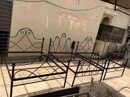 wrot iron bed iron bed home design best deal on new year ajmer