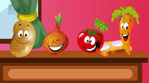 nursery rhymes vegetables songs for children we like