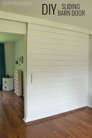 How To Make A Sliding Interior Barn Door Remodelaholic 35 Diy Barn Doors Rolling Door Hardware Ideas
