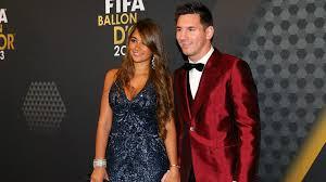 Lionel Messi Halloween Costume 5 Didn U0027t Antonella Roccuzzo