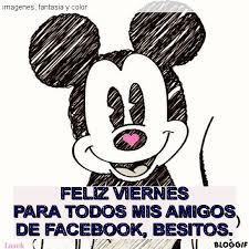 imagenes feliz viernes facebook imagenes fantasia y color feliz viernes a todos mis amigos de facebook