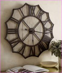 how to decorate with extra large decorative wall clocks blogbeen