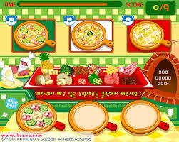 la cuisine de jeux jeux de pizza gratuit