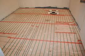 radiant floor heating bathroom the need for the radiant floor