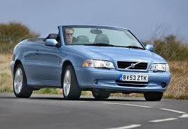 volvo convertible volvo c70 convertible review 1999 2005 parkers
