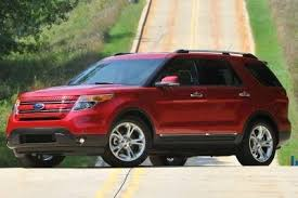 2013 ford explorer reliability used 2013 ford explorer true cost to own edmunds