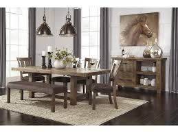 signature design by ashley tamilo casual dining room group del