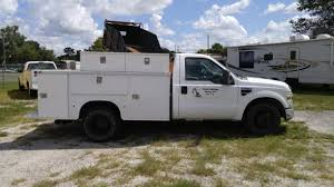 Ford F350 Work Truck - utility truck for sale in florida