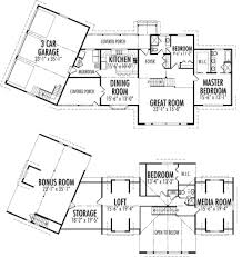 Cedar Home Floor Plans Craftsman Family Custom Homes Post Beam Homes Cedar Homes Plans