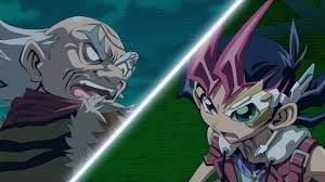 file rokujuro versus yuma tsukumo jpg yu gi oh fandom