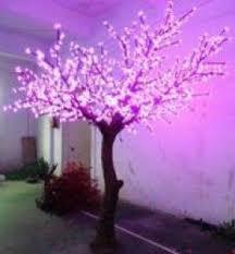 buy led artifical cherry tree lights flower string