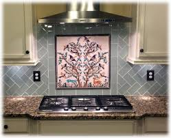 Decorative Tiles For Kitchen Backsplash Kitchen Backsplash Unusual Tile Murals For Sale Metal Backsplash