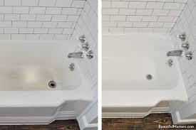 Plastic Bathtub Paint Fiberglass Bathtub Resurfacing Home Design Paint A Bathtub Pmcshop