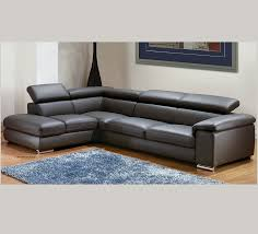 Nicoletti Italian Leather Sofa Angel Sectional By Esf Buy From Nova Interiors Contemporary