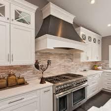 kitchen backsplash ideas with white cabinets houzz 75 beautiful transitional kitchen with tile backsplash
