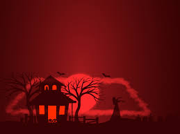 scary halloween backgrounds for powerpoint clipartsgram com