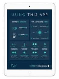layout magazine app the coolest best layouts for apps from tabinspire wipped cream
