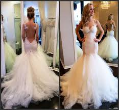 backless wedding dresses vintage lace mermaid backless wedding dresses sheer bolero