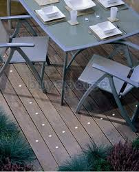 Micromark Outdoor Lighting by Micromark Mm70249 Pack Of 10 X Twilight 66 White Led Decking 70mm