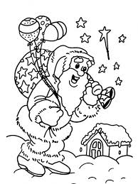 minnie mouse brings balloons birthday gift coloring pages