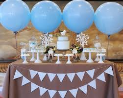 Centerpieces For Baptism For A Boy by 36 Best Baby Boy Dedication Party Images On Pinterest Baptism