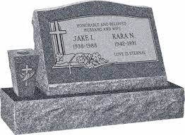 headstone designs 24 x 10 x 16 serp top slant headstone polished front and back