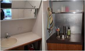 Rv Bathroom Sinks by How To Remodel Your Rv Bathroom For Cheap