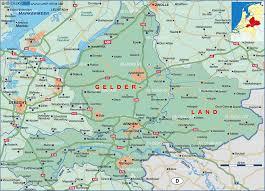 nijkerk netherlands map map of gelderland netherlands map in the atlas of the world