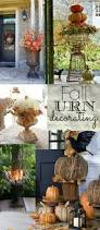 Easter Urn Decorations by Decorating With Urns The Fall Edition Fox Hollow Cottage