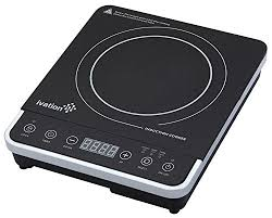 Compact Induction Cooktop Nuwave Oven Pro Plus With Black Digital Panel U0026 Compact Induction