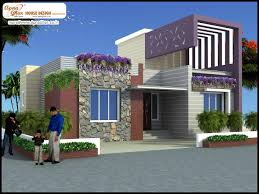 3 bedroom modern simplex 1 floor house design area 270 sq mts