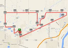 Perrysburg Ohio Map by 25k Great Black Swamp Festival Of Races