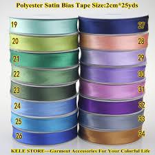 satin bias aliexpress buy free shipping polyester satin bias binding