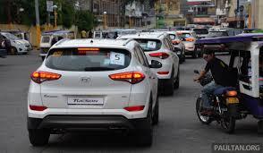 hyundai tucson ph driven 2016 hyundai tucson tried in the philippines