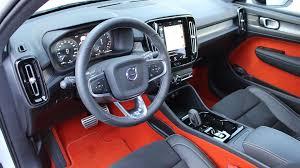 2018 volvo xc40 interior indian autos blog