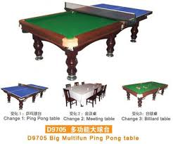 Pool Table Meeting Table Dining Table Pool Table Ping Pong Multi Functional Room