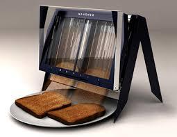 Batman Imprint Toaster 13 Most Creative Toasters Toasters Usb Toaster Oddee