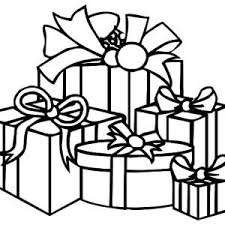 25 Christmas Present Coloring Pages Ideas
