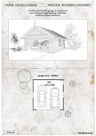 Double Garage Plans Our Plans U2013 Garages Heritage Buildings U0026 Homes