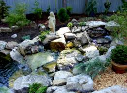 Steep Hill Backyard Ideas Triyae Com U003d Backyard Hill Waterfall Various Design Inspiration