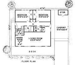 modern style house plan 2 beds 1 00 baths 1024 sq ft plan 312 510