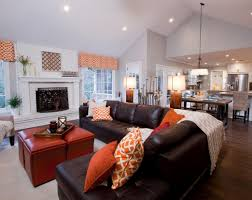 living room open kitchen floor plans stunning open kitchen and