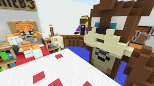 minecraft xbox stampy s bedroom hunger games youtube
